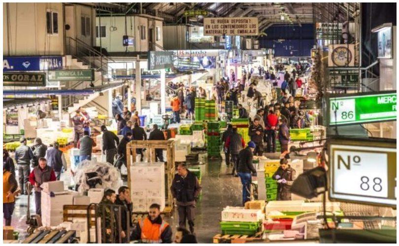 Madrid: Un plan de economía circular para Mercamadrid aspira a fondos europeos