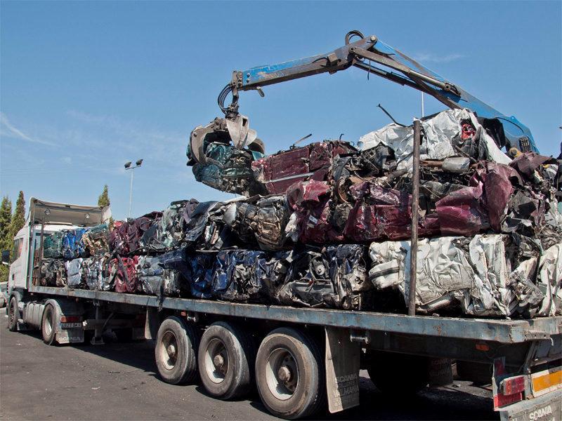 Un proyecto europeo permitirá recuperar plásticos contaminados del sector de la automoción, RCD y RAEE