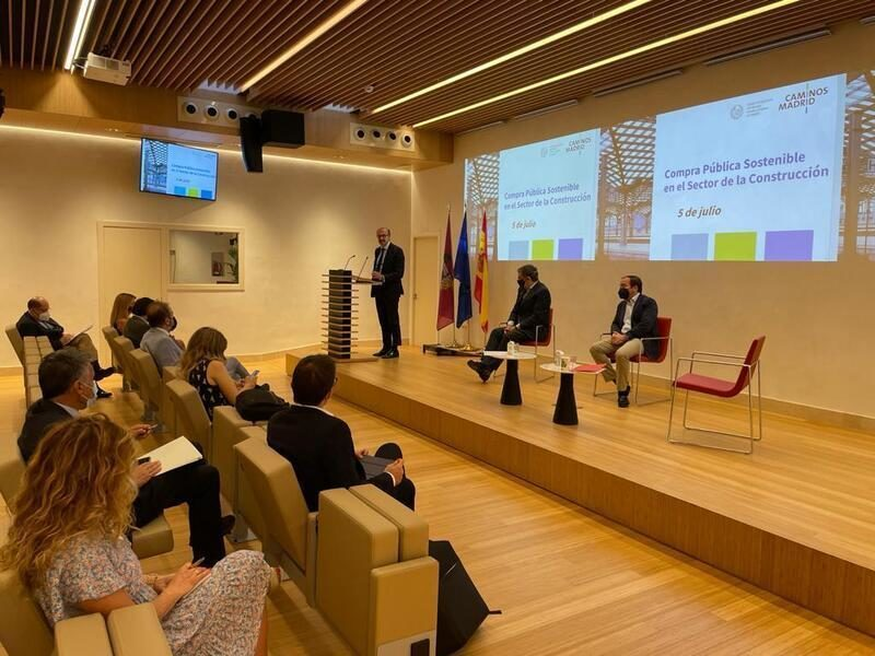 Presentado en Madrid un estudio sobre compra pública sostenible en la construcción