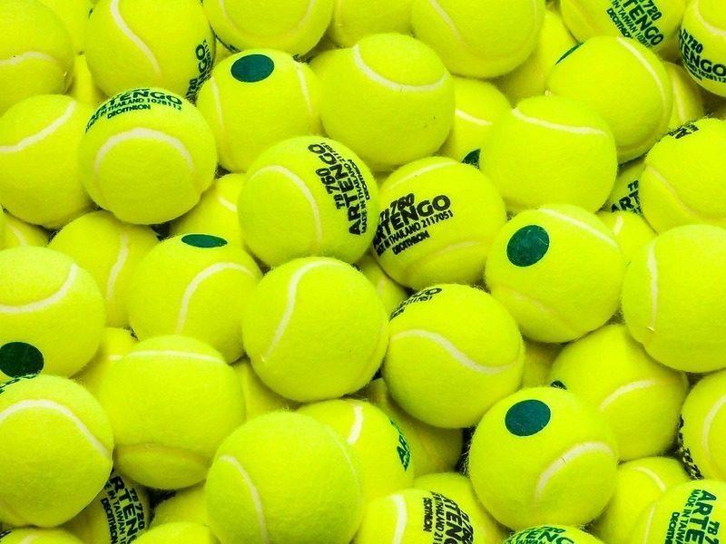 Un proyecto redondo: la Economía Circular llega a las pelotas de tenis y pádel