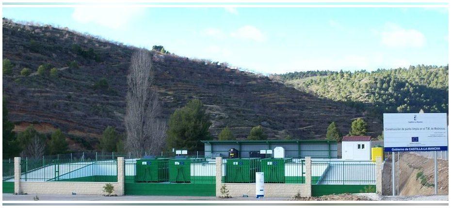 Alicante: La nueva red de Ecoparques permitirá triplicar las tasas de recogida de residuos domésticos