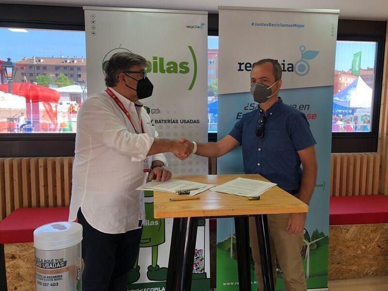 ECOPILAS y AMBE renuevan su colaboración para reciclar baterías de bicicletas eléctricas en España