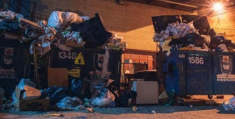 EE.UU: Las fuertes lluvias de septiembre destapan el problema de nueva York con su basura