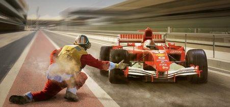 La revolución verde de la F1: planea usar un combustible totalmente sostenible en 2030