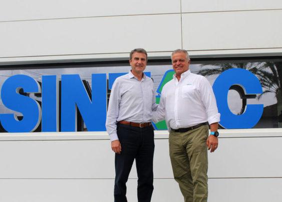 GCR Group adquiere una participación de SINTAC Recycling
