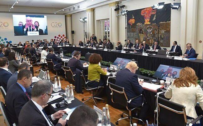 Un informe insta al G-20 a aumentar su ambición climática y reducir combustibles fósiles